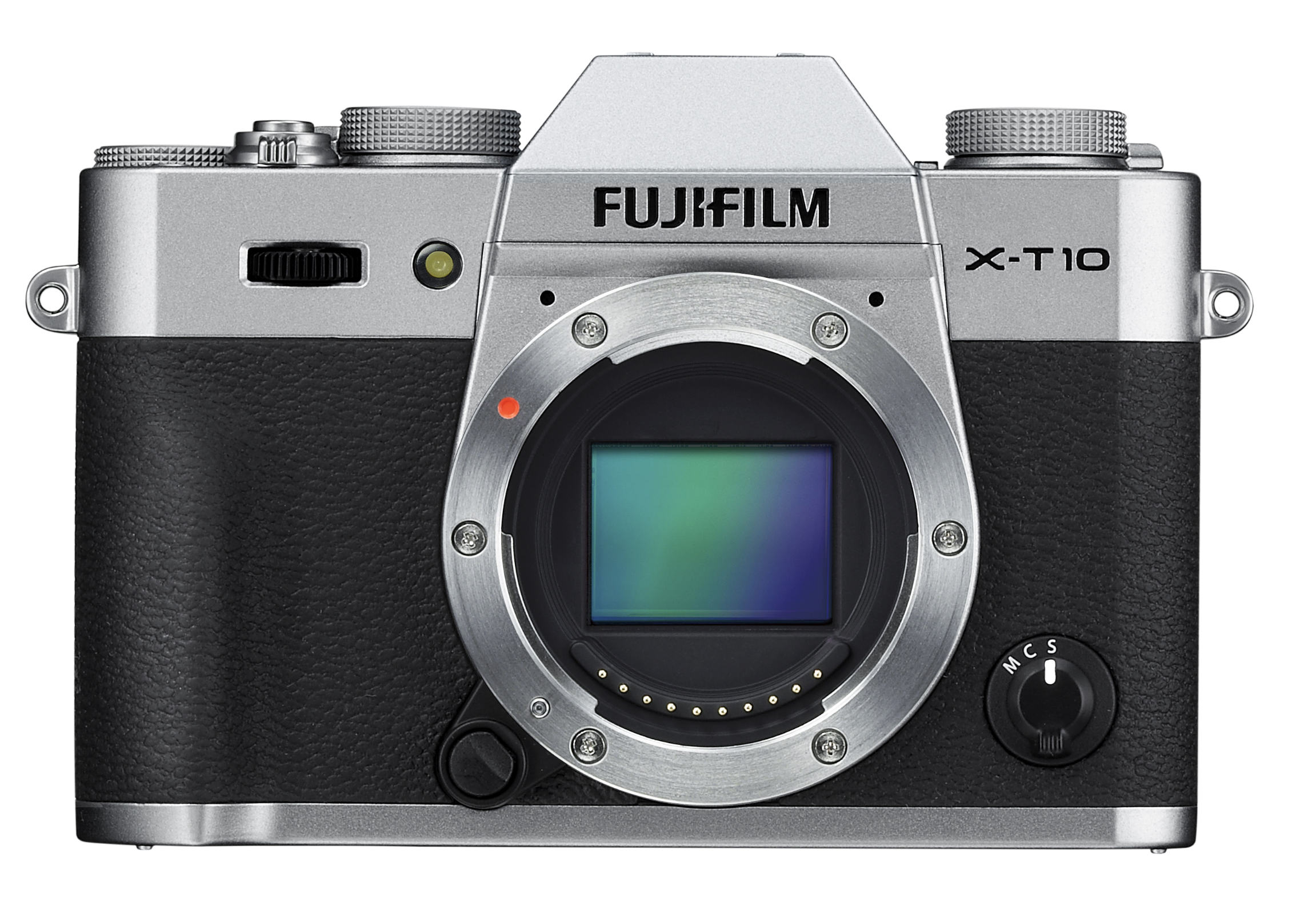 X-T10 front silver-r78