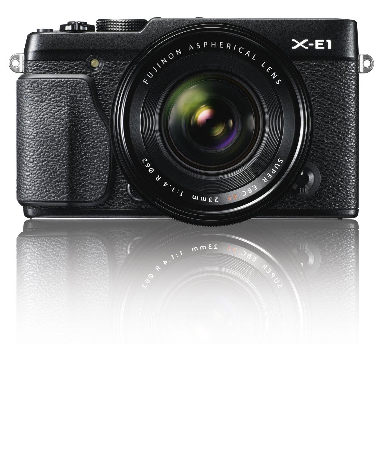 X-E1_Black_Front_23mm_Ref-r78