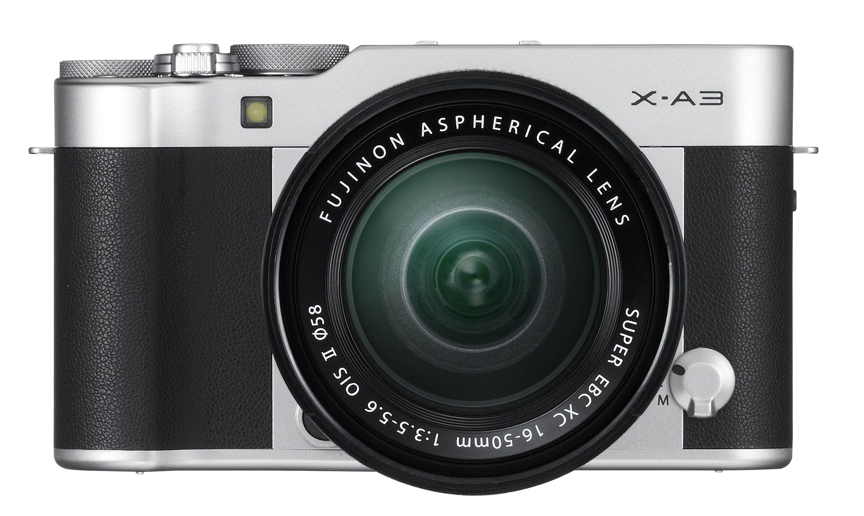 La nuova la X-A3
