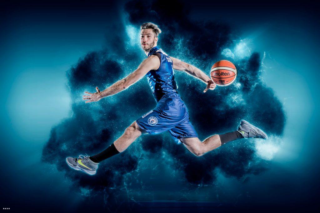 Simone Raso - Calendario Blu Basket Treviglio