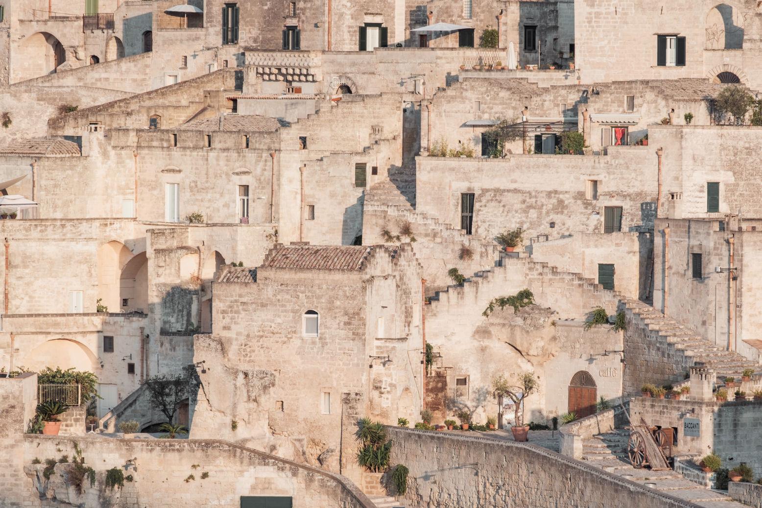 Marco Tortato: Tra gli splendidi Sassi di Matera