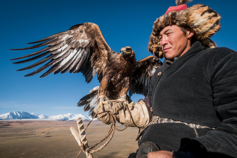 Simone Raso: the eagle's hunter