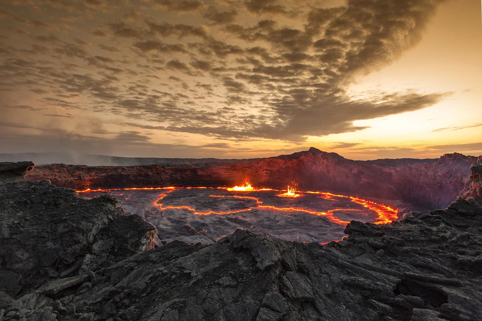 Riccardo Spatolisano: Viaggio fotografico in Dancalia – Etiopia dal 20-01-2018 al 29-01-2018
