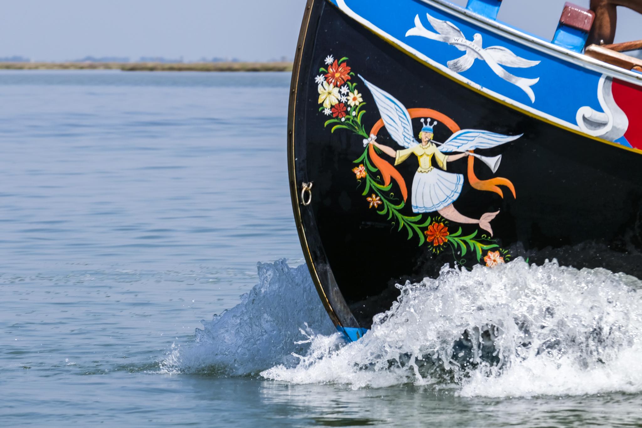 Marco Tortato: Venezia vista dall'acqua
