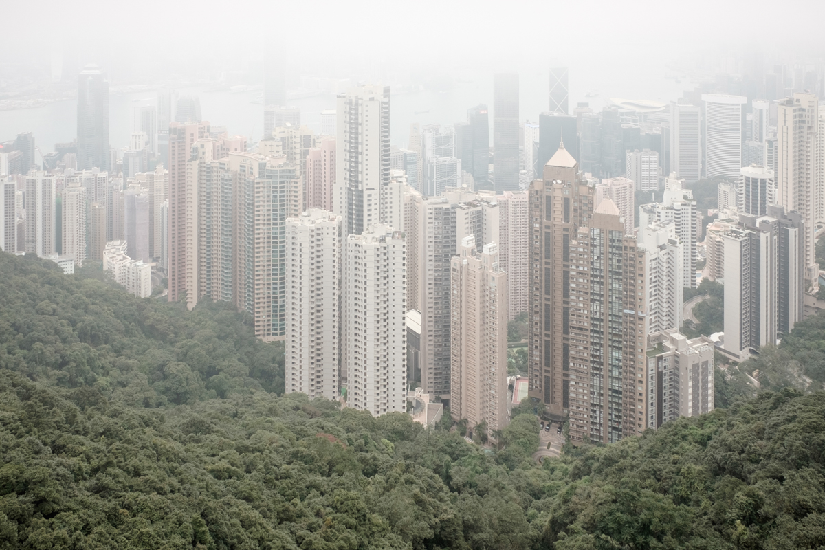 Alessio Forlano: High Density Hong Kong