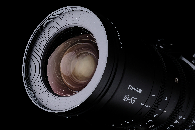 FUJINON MKX18-55mmT2.9 e MKX50-135mmT2.9