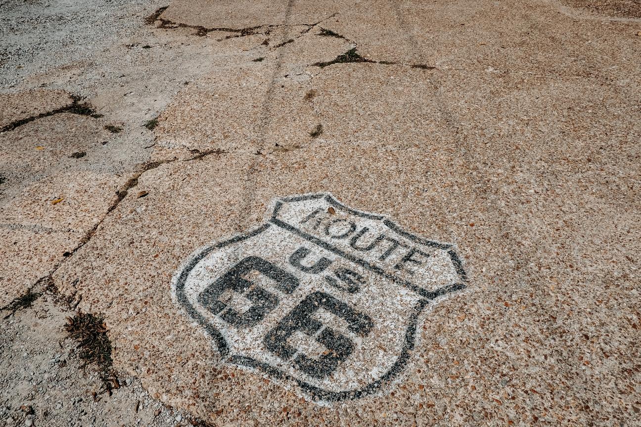 Algeri Francesco: Un viaggio alla scoperta della Route 66