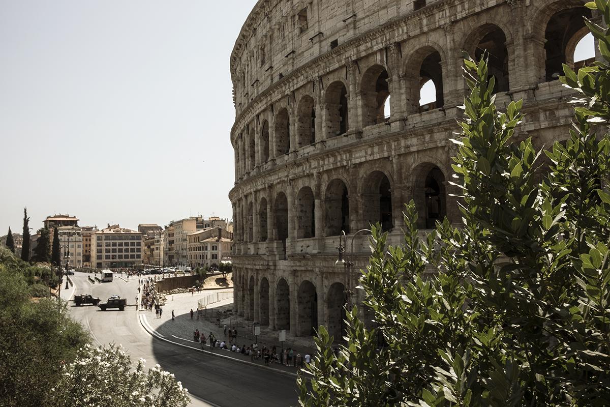 Mattia Dodaro: 72 ore in Roma