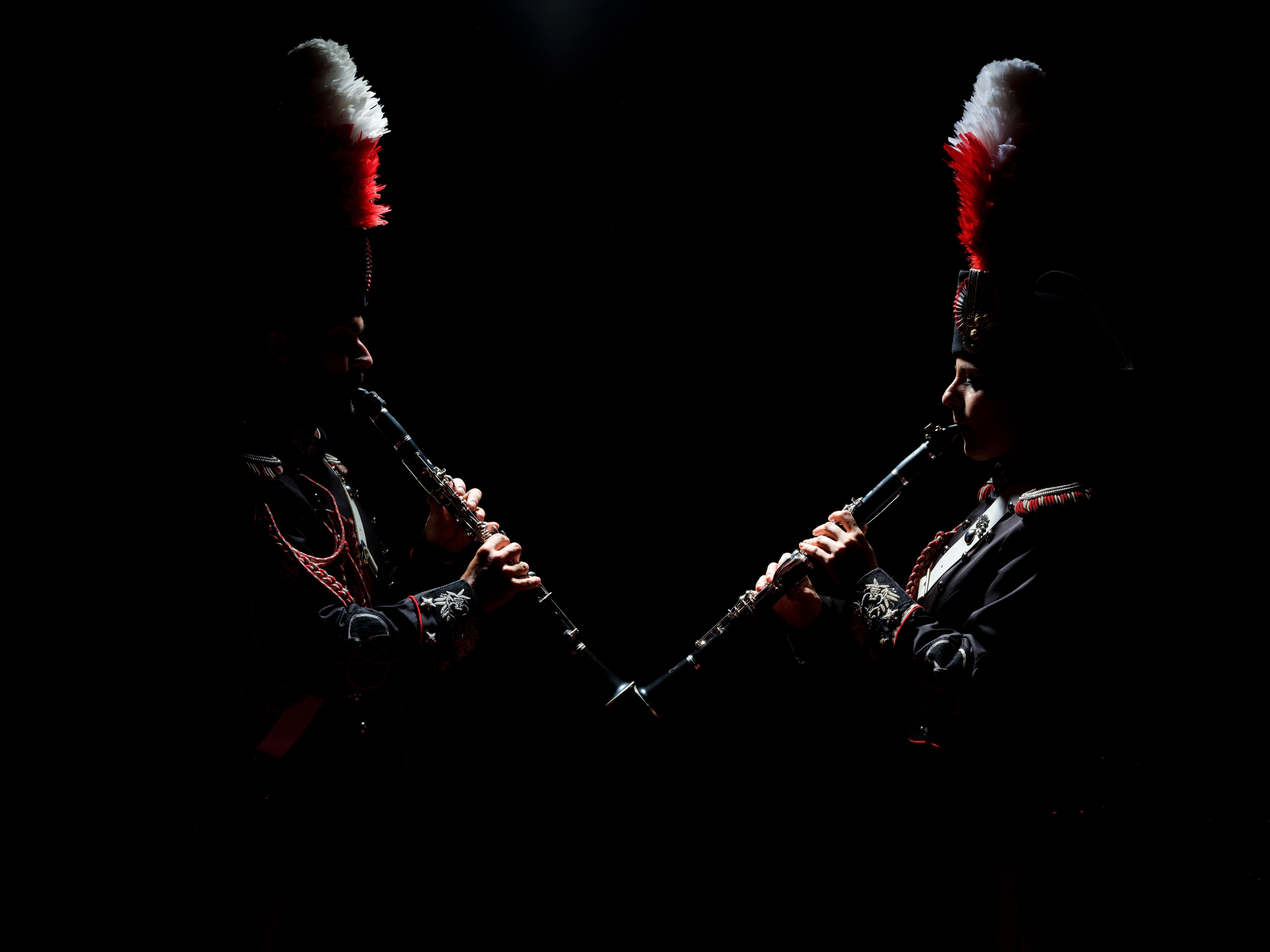 Max Angeloni: Banda Musicale dell'arma dei Carabinieri