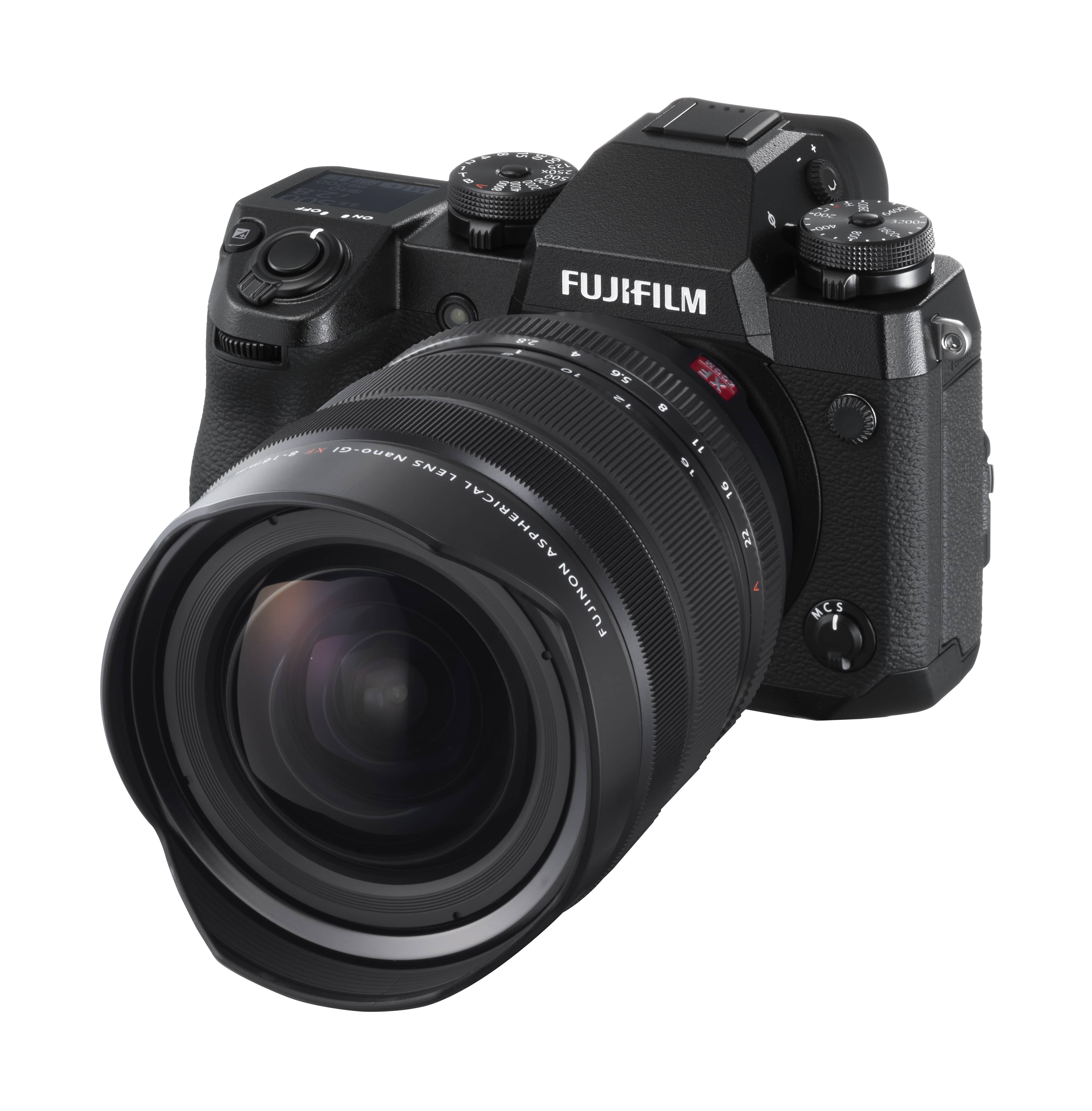 FUJINON XF8-16mm